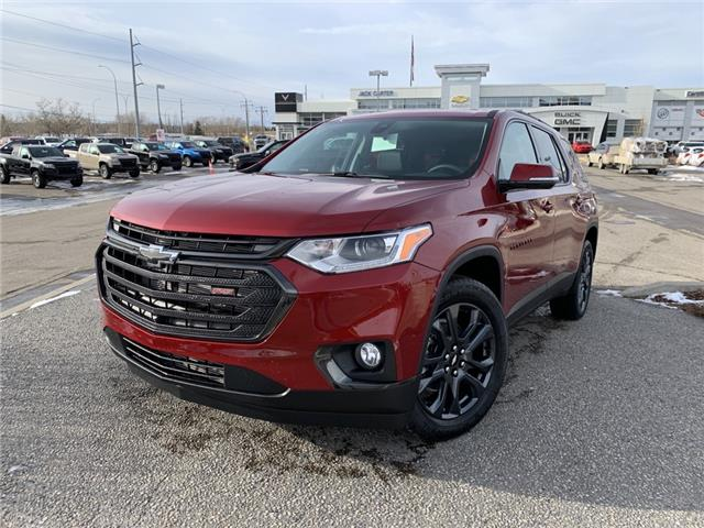 2021 Chevrolet Traverse RS (Stk: MJ109224) in Calgary - Image 1 of 39