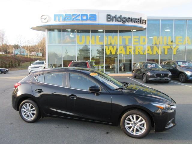 2018 Mazda Mazda3 Sport GS (Stk: ) in Hebbville - Image 1 of 21