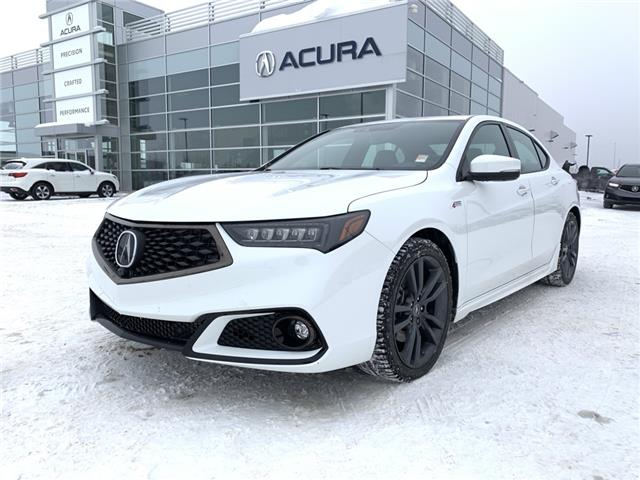 2018 Acura TLX Elite A-Spec (Stk: 60032A) in Saskatoon - Image 1 of 24