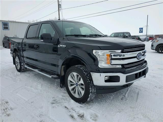 2018 Ford F-150 Lariat 1FTEW1EG2JFC05723 20256A in Wilkie