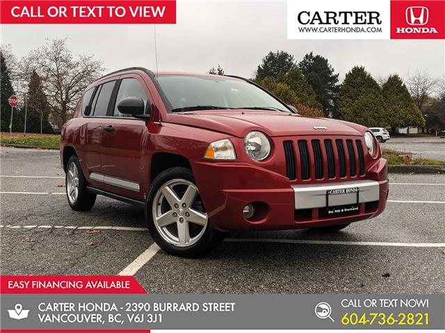 2007 Jeep Compass Limited (Stk: 2L27361) in Vancouver - Image 1 of 21