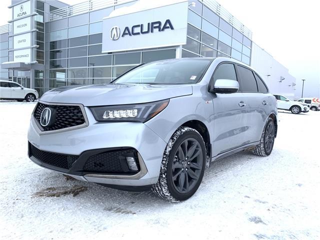 2019 Acura MDX A-Spec 5J8YD4H06KL803482 A4279 in Saskatoon
