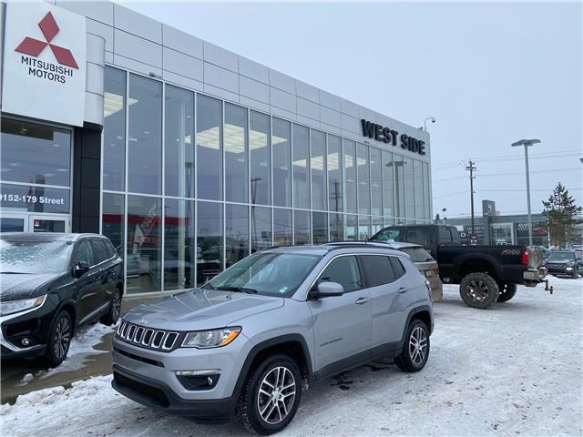 2018 Jeep Compass North (Stk: BM3966) in Edmonton - Image 1 of 26