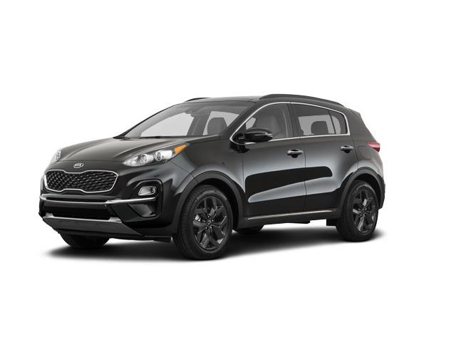 2021 Kia Sportage EX S (Stk: 02821) in Burlington - Image 1 of 9