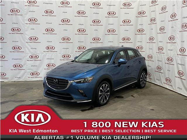 2019 Mazda CX-3 GT (Stk: 7663) in Edmonton - Image 1 of 28