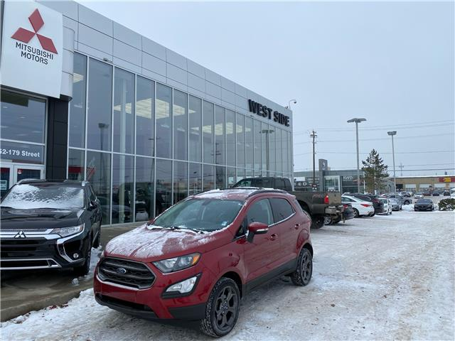 2018 Ford EcoSport SES (Stk: 22468A) in Edmonton - Image 1 of 20
