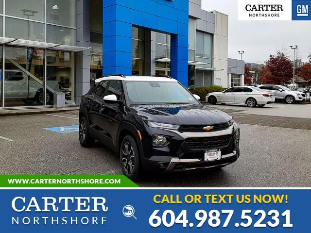 2021 Chevrolet TrailBlazer ACTIV (Stk: 1TB33510) in North Vancouver - Image 1 of 13