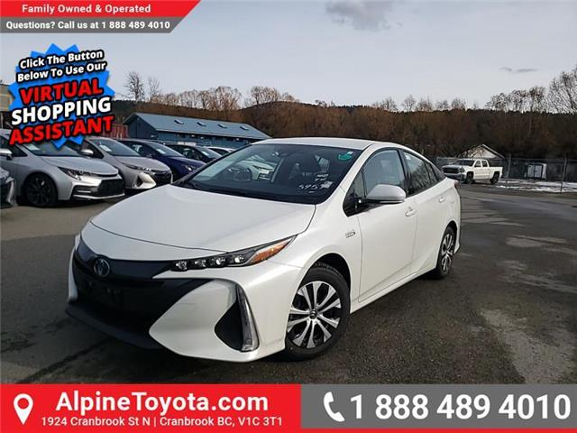 2020 Toyota Prius Prime Base (Stk: 3140919) in Cranbrook - Image 1 of 24