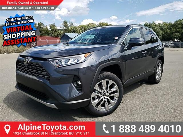 2020 Toyota RAV4 Limited (Stk: C125008) in Cranbrook - Image 1 of 27