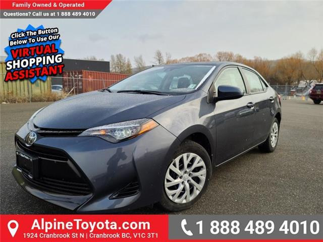 2017 Toyota Corolla LE (Stk: C886301M) in Cranbrook - Image 1 of 21
