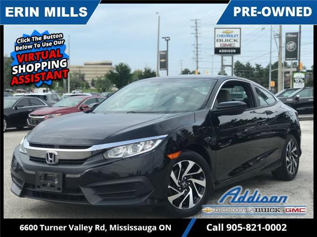 2016 Honda Civic LX (Stk: UM01580) in Mississauga - Image 1 of 15