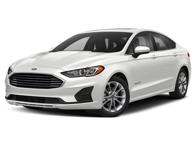 2020 Ford Fusion Hybrid Titanium (Stk: 380UB) in Barrie - Image 1 of 9