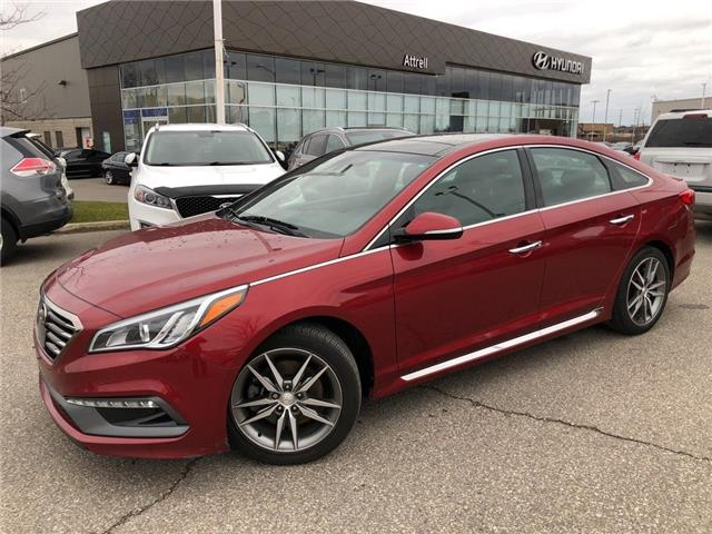 2015 Hyundai Sonata 2.0T Ultimate (Stk: 36505A) in Brampton - Image 1 of 15