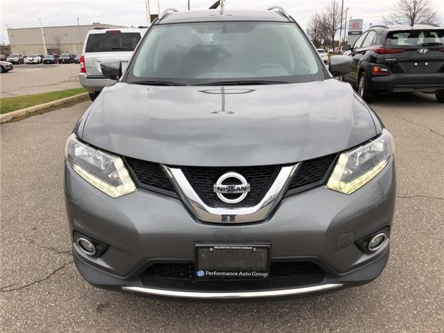 2016 Nissan Rogue SV (Stk: 36374A) in Brampton - Image 1 of 10