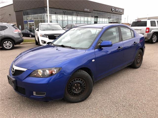 2007 Mazda Mazda3 GX (Stk: 36502A) in Brampton - Image 1 of 9