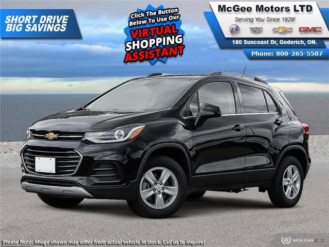 2020 Chevrolet Trax LT (Stk: 344897) in Goderich - Image 1 of 22