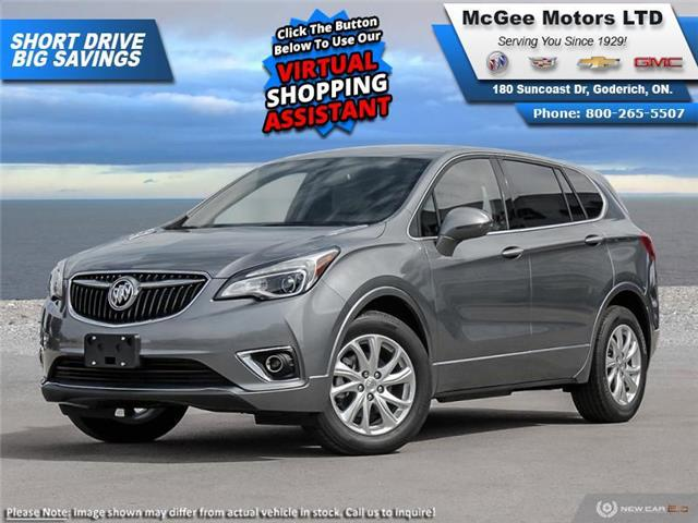 2020 Buick Envision Preferred (Stk: 183974) in Goderich - Image 1 of 22