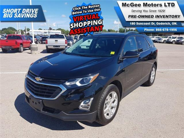 2019 Chevrolet Equinox LT (Stk: A278841) in Goderich - Image 1 of 29