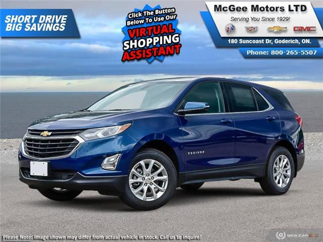 2021 Chevrolet Equinox LT (Stk: 111159) in Goderich - Image 1 of 23