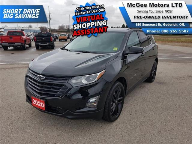 2020 Chevrolet Equinox LT (Stk: A242544) in Goderich - Image 1 of 30