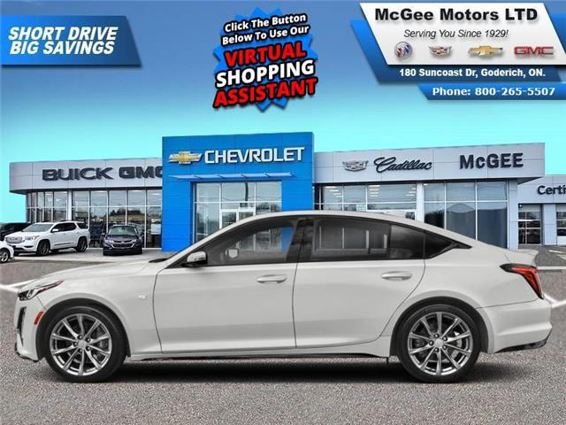 2021 Cadillac CT5 Premium Luxury (Stk: 106323) in Goderich - Image 1 of 1