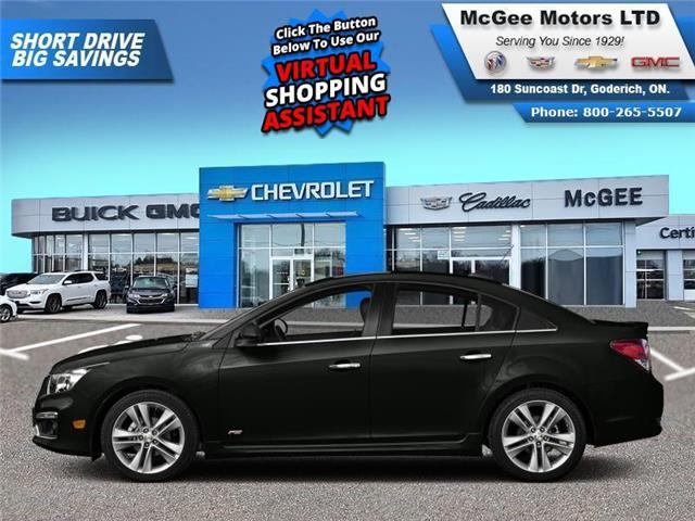 2016 Chevrolet Cruze Limited 1LT (Stk: A217602) in Goderich - Image 1 of 1