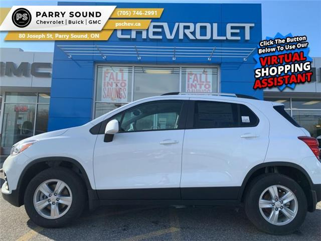2021 Chevrolet Trax LT (Stk: 21-002) in Parry Sound - Image 1 of 19