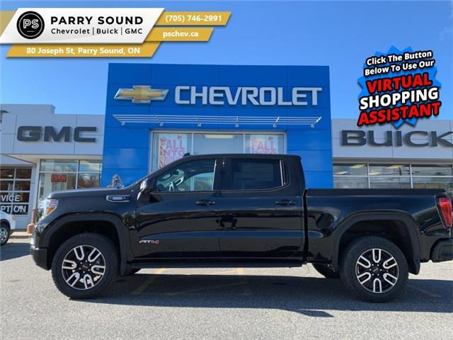 2021 GMC Sierra 1500 AT4 (Stk: 21-015) in Parry Sound - Image 1 of 22