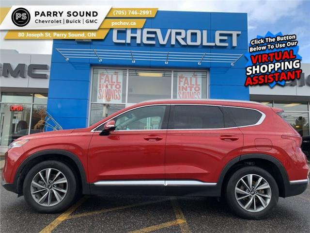 2019 Hyundai Santa Fe Preferred 2.4 (Stk: PS20-050A) in Parry Sound - Image 1 of 20