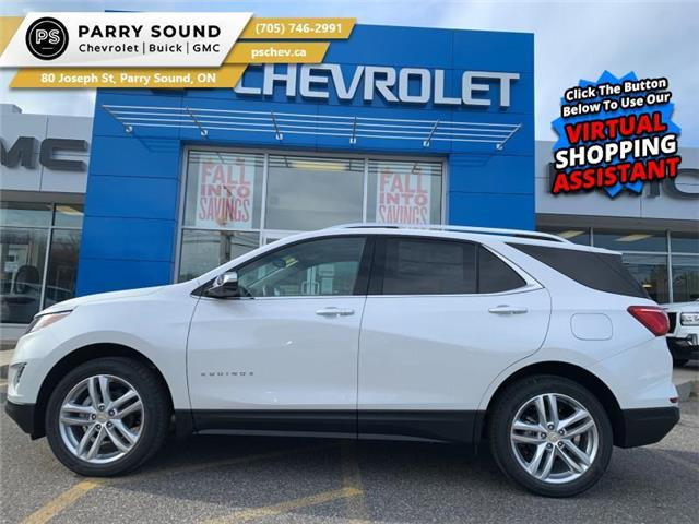 2021 Chevrolet Equinox Premier (Stk: 21-022) in Parry Sound - Image 1 of 21