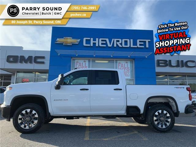 2021 Chevrolet Silverado 2500HD Custom (Stk: 21-035) in Parry Sound - Image 1 of 19