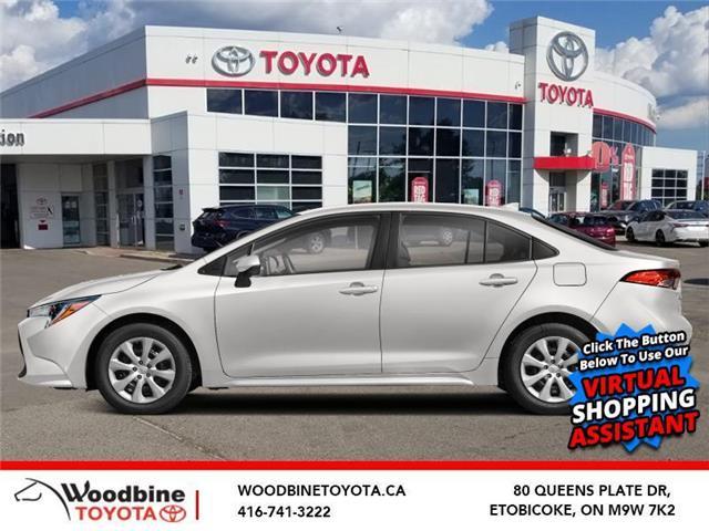 2021 Toyota Corolla LE (Stk: 21-11) in Etobicoke - Image 1 of 1