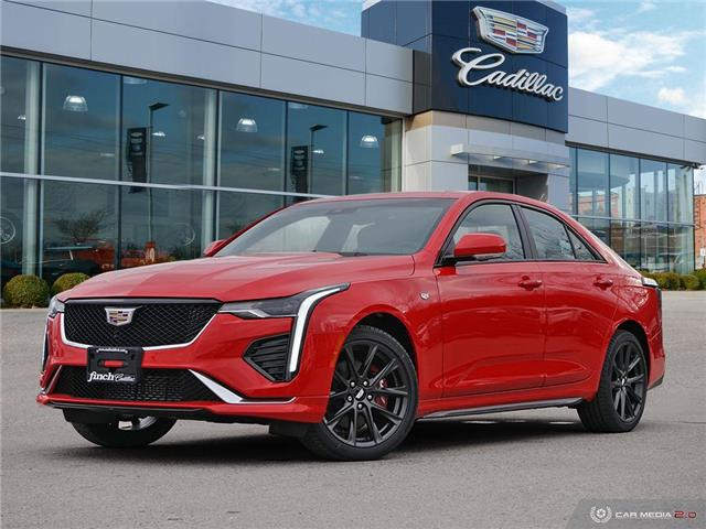 2021 Cadillac CT4 Sport (Stk: 152441) in London - Image 1 of 27
