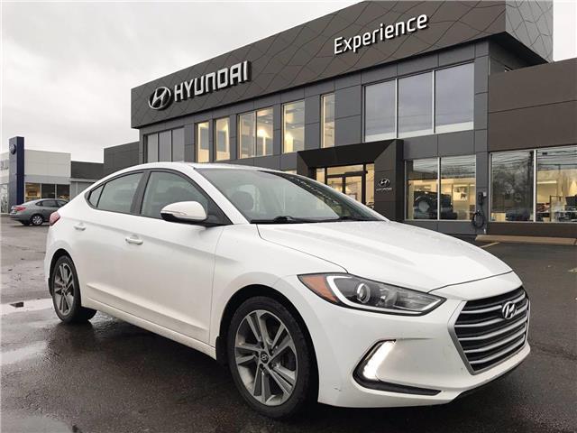 2017 Hyundai Elantra GLS (Stk: N740A) in Charlottetown - Image 1 of 9