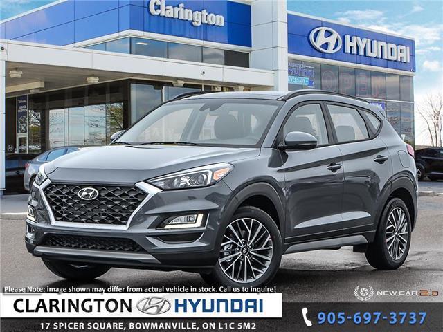 2021 Hyundai Tucson Preferred w/Trend Package (Stk: 20763) in Clarington - Image 1 of 24