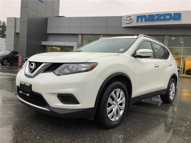 2015 Nissan Rogue S (Stk: P4341J) in Surrey - Image 1 of 15