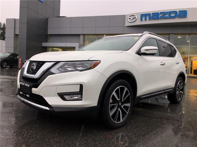2018 Nissan Rogue  (Stk: P4355) in Surrey - Image 1 of 15