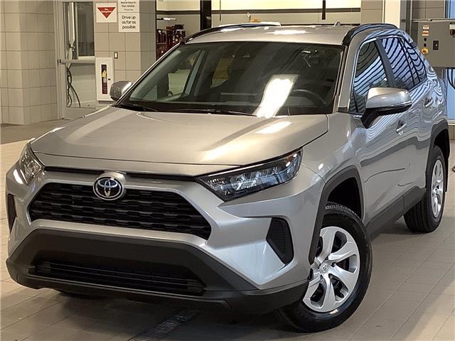 2021 Toyota RAV4 LE (Stk: 22486) in Kingston - Image 1 of 24