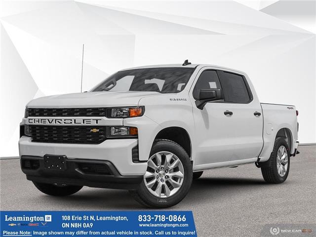 2021 Chevrolet Silverado 1500 Silverado Custom (Stk: 21-126) in Leamington - Image 1 of 23