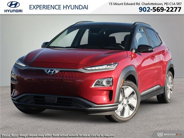 2021 Hyundai Kona EV Preferred w/Two Tone (Stk: N1058) in Charlottetown - Image 1 of 23