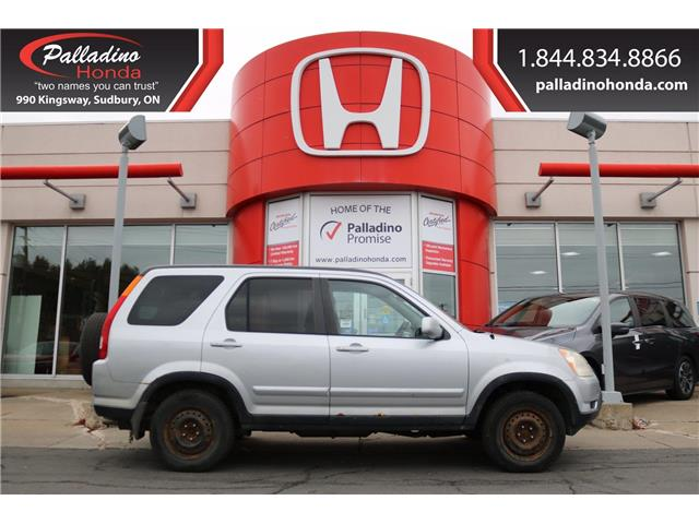 2003 Honda CR-V EX-L (Stk: BC0116W) in Greater Sudbury - Image 1 of 21