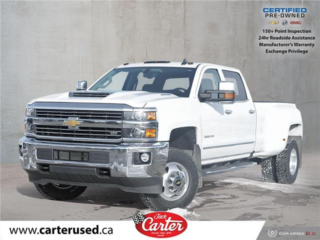 2019 Chevrolet Silverado 3500HD LTZ (Stk: 35957L) in Calgary - Image 1 of 29