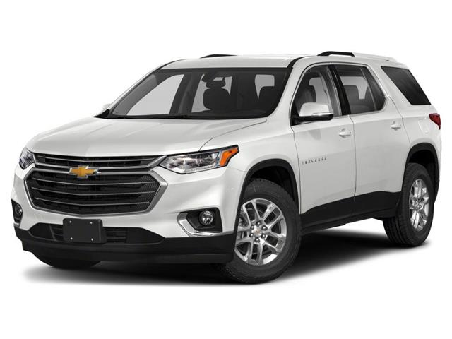 2021 Chevrolet Traverse LT Cloth (Stk: 136307) in London - Image 1 of 9