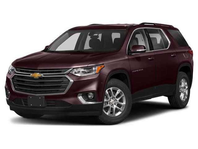 2021 Chevrolet Traverse LT Cloth (Stk: 136308) in London - Image 1 of 9