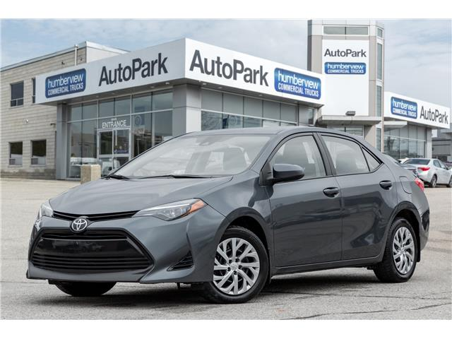 2019 Toyota Corolla LE (Stk: APR7600) in Mississauga - Image 1 of 18