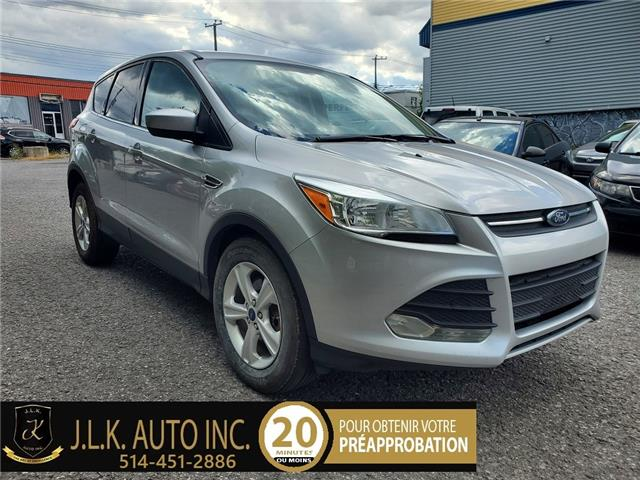 2014 Ford Escape SE (Stk: K437) in Montréal - Image 1 of 15