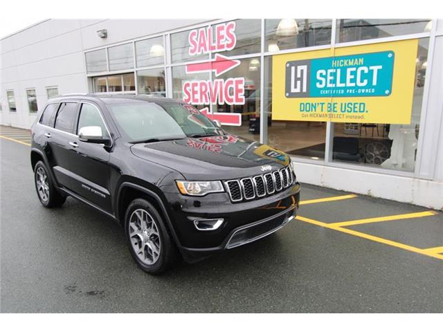 2019 Jeep Grand Cherokee Limited (Stk: PU1403) in St. John\'s - Image 1 of 21