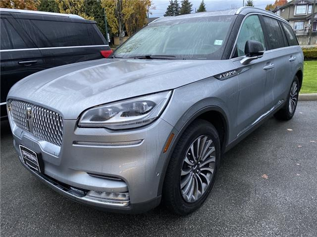 2020 Lincoln Aviator Reserve (Stk: 20641) in Vancouver - Image 1 of 9