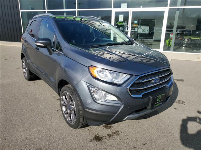 2020 Ford EcoSport Titanium (Stk: DR5836 Ingersoll) in Ingersoll - Image 1 of 30