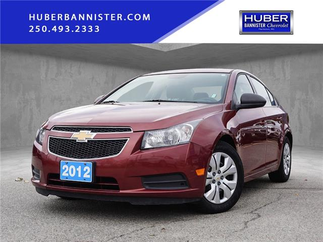 2012 Chevrolet Cruze LS (Stk: N34920A) in Penticton - Image 1 of 14